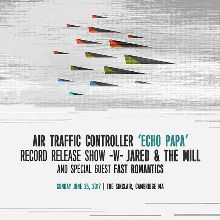 Air Traffic Controller / Jared & The Mill tickets at The Sinclair in Cambridge