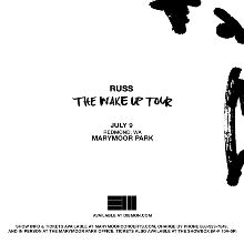 Russ tickets at King County's Marymoor Park in Redmond