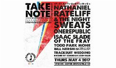 Take Note The Concert featuring Nathaniel Rateliff & The Night Sweats tickets at 1STBANK Center in Broomfield