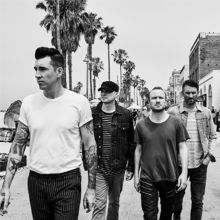 Theory Of A Deadman tickets at Rams Head Live! in Baltimore