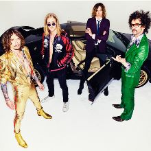 The Darkness tickets at Rams Head Live!, Baltimore