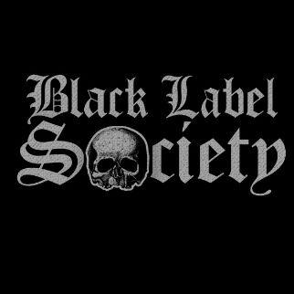 Black label society wedding
