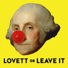 Lovett or Leave It tickets at Lyric Opera House, Baltimore