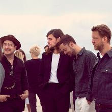 Mumford & Sons tickets at John Paul Jones Arena in Charlottesville