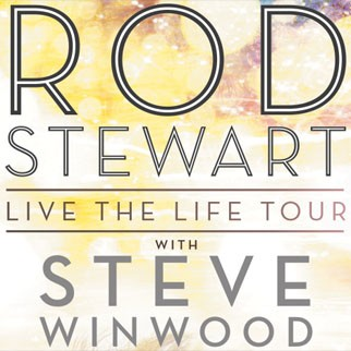 Rod Stewart with Steve Winwood