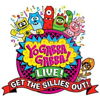 Yo Gabba Gabba Live! Get The Sillies Out