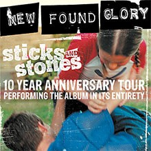 New Found Glory tickets at Showbox at The Market in Seattle
