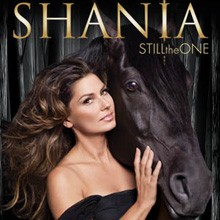 Shania Twain at The Colosseum tickets