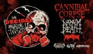 Cannibal Corpse tickets at Mill City Nights in Minneapolis