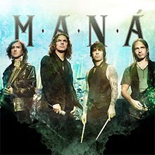 Mana Rock Band Tour Dates