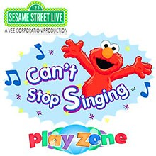Sesame Street Live: Can&#039;t Stop Singing