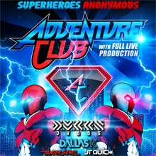 Adventure Club tickets at Arvest Bank Theatre at The Midland in Kansas City