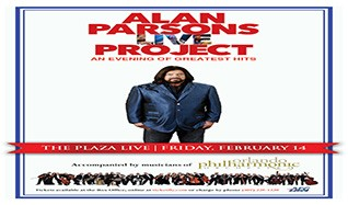 Alan Parsons tickets at The Plaza 'Live' Theatre in Orlando
