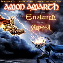 Amon Amarth tickets at The Regency Ballroom in San Francisco