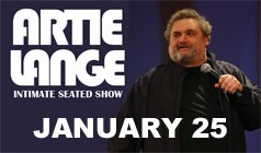Artie Lange tickets at Starland Ballroom in Sayreville