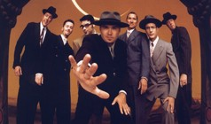 Big Bad Voodoo Daddy's Wild and Swingin' Holiday Party tickets at Keswick Theatre in Glenside
