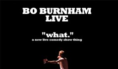 Bo Burnham tickets at Best Buy Theater in New York