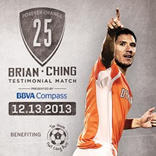 Brian Ching Testimonial Match tickets at BBVA Compass Stadium in Houston
