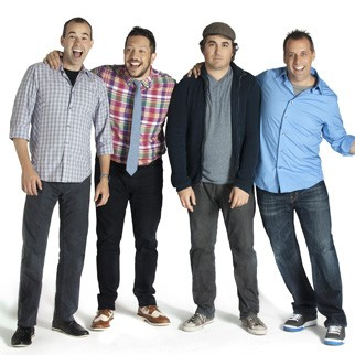 The truTV Impractical Jokers Tour featuring The Tenderloins