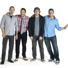 Impractical Jokers tickets at Royal Oak Music Theatre in Royal Oak