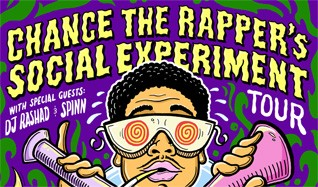 Chance The Rapper's Social Experiment  tickets at Club Nokia in Los Angeles