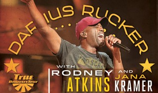Darius Rucker tickets at Verizon Theatre at Grand Prairie in Grand Prairie
