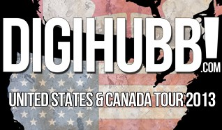 DIGIHUBB presents: US & Canada 2013 Summer Tour tickets at Club Nokia in Los Angeles
