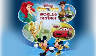 Disney On Ice presents Worlds of Fantasy tickets at Ericsson Globe in Stockholm