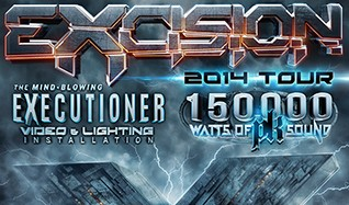 Excision tickets at Paramount Theatre in Seattle