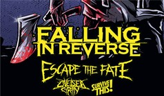 Falling In Reverse tickets at Best Buy Theater in New York