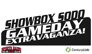 Gameday Extravaganza tickets at Showbox SoDo in Seattle