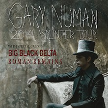 Gary Numan tickets at The Mayan in Los Angeles