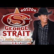George Strait tickets at Valley View Casino Center in San Diego