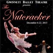 Gwinnett Ballet Theatre presents The Nutcracker tickets at Gwinnett Performing Arts Center in Duluth