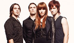 Halestorm tickets at Royal Oak Music Theatre in Royal Oak