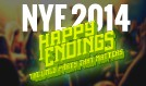 HAPPY ENDINGS LA'S BIGGEST NYE 2014 PARTY tickets at Club Nokia in Los Angeles