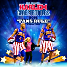 Harlem Globetrotters tickets at Target Center in Minneapolis