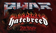 Hatebreed and GWAR tickets at Starland Ballroom in Sayreville