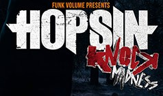 Hopsin's Knock Madness Tour tickets at El Rey Theatre in Los Angeles