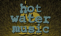 Hot Water Music tickets at Asbury Lanes in Asbury Park