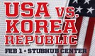 International Soccer: U.S.A. v. Korea Republic tickets at StubHub Center in Carson