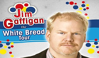 Jim Gaffigan tickets at The Warfield in San Francisco