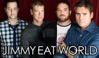 Jimmy Eat World tickets at Royal Oak Music Theatre in Royal Oak