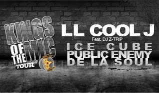 LL COOL J, Ice Cube, Public Enemy, and De La Soul tickets at The Joint at Hard Rock Hotel & Casino Las Vegas in Las Vegas