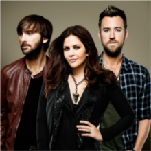 Lady Antebellum tickets at Target Center in Minneapolis