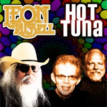 Leon Russell & Hot Tuna tickets at Keswick Theatre in Glenside