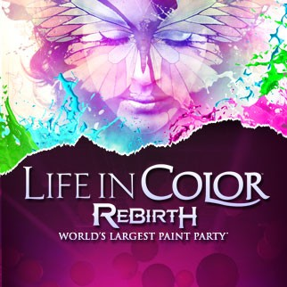 Life In Color REBIRTH