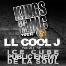 LL COOL J, Ice Cube, Public Enemy, De La Soul, and Z-Trip tickets at Target Center in Minneapolis