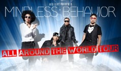 Mindless Behavior tickets at DAR Constitution Hall in Washington
