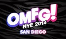 OMFG! NYE SAN DIEGO tickets at Valley View Casino Center in San Diego